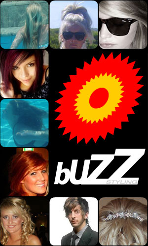 Buzz Hair Styling